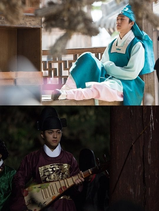 "Imagini pentru baek Seung Hwan in ""Seven Day Queen"""