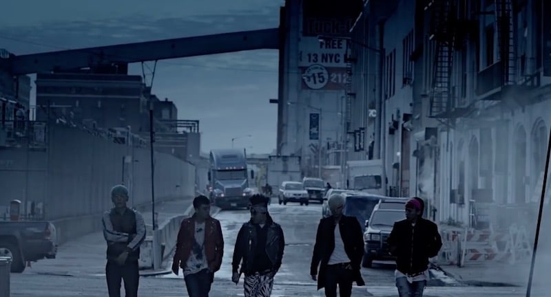 "BIGBANG Hits Another 100 Million View Milestone With ""Blue"" MV"