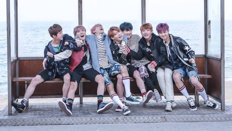 BTS Talks About How Theyd Like To Spend Time With Fans