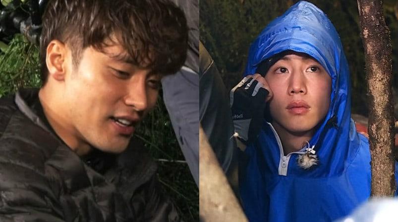 "Sung Hoon And GOT7's Mark Sacrifice Sleep For The Cast Of ""Law Of The Jungle"""