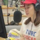 "Jo Yoon Hee Bids Farewell To Her Radio Program ""Raise The Volume"""