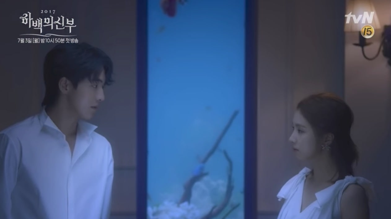 """Watch: """"Bride of the Water God"""" Releases New Teaser Video Reminiscent Of Iconic Movie Moment"""