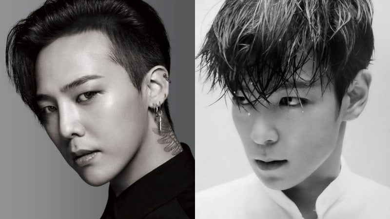 BIGBANGs G-Dragon Apologizes About T.O.Ps Marijuana Case