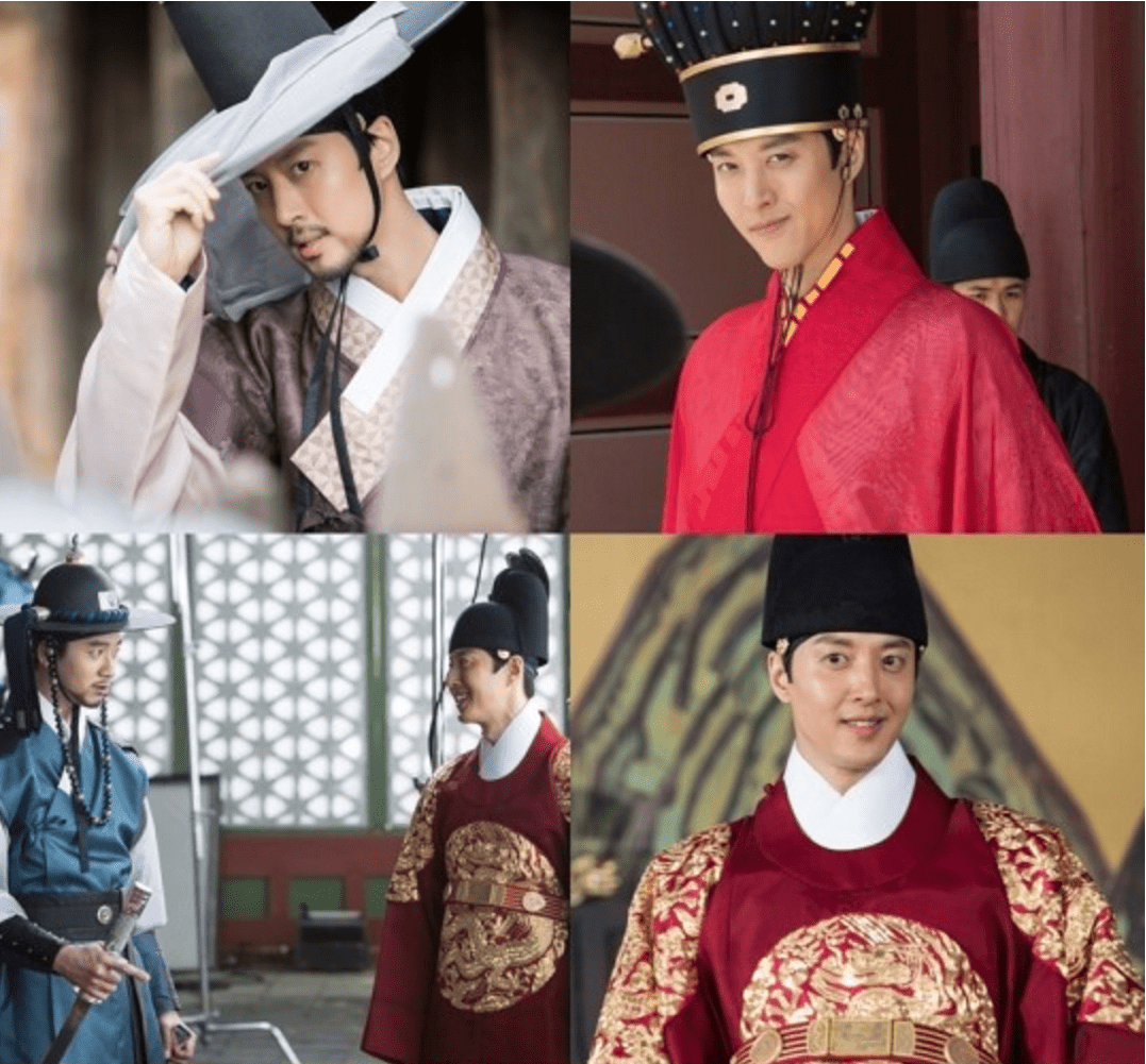 Lee Dong Gun Gives The Camera Some Cute Side-Eye In Stills For Queen For 7 Days