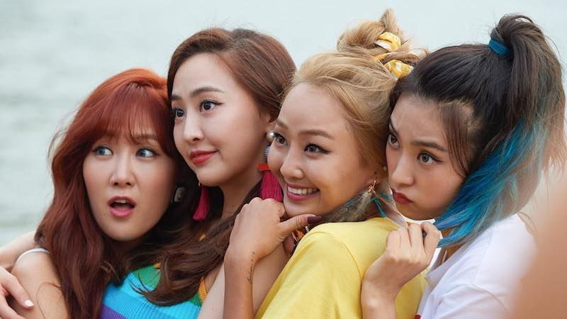 SISTAR Shares Their Love And Thanks After Final Performance