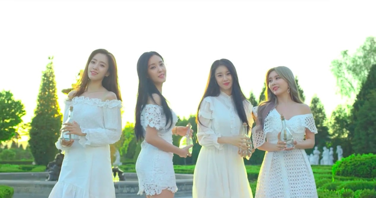 """Watch: T-ara Shares Glimpse At Comeback With Only 4 Members In """"What's My Name?"""" MV Teasers"""