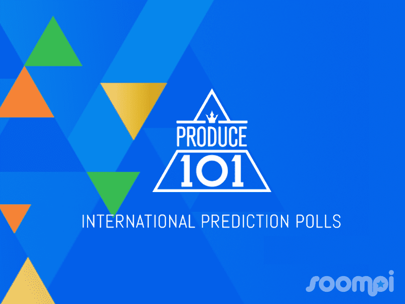 Produce 101 Season 2 International Producers Vote