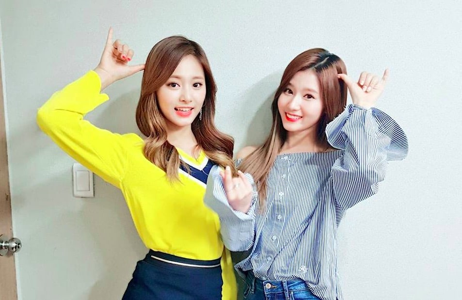 TWICEs Tzuyu And Sana Explain How They Feel About SISTARs Disbandment