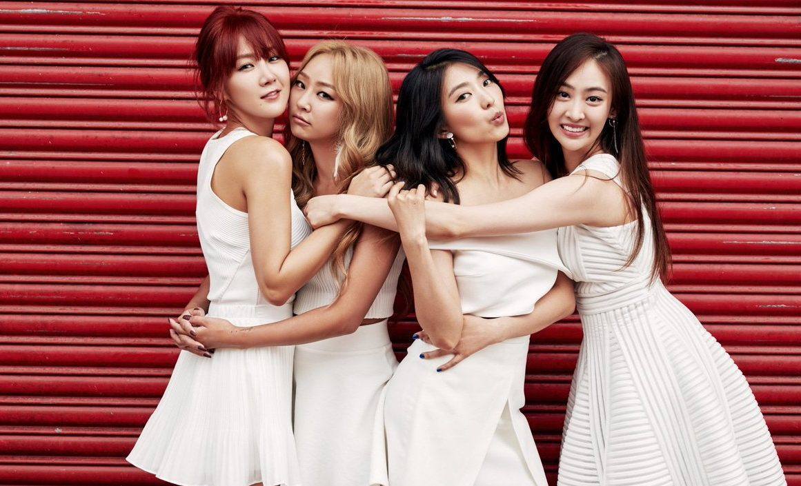 "SISTAR To Perform One Last Time On ""Show Champion"""