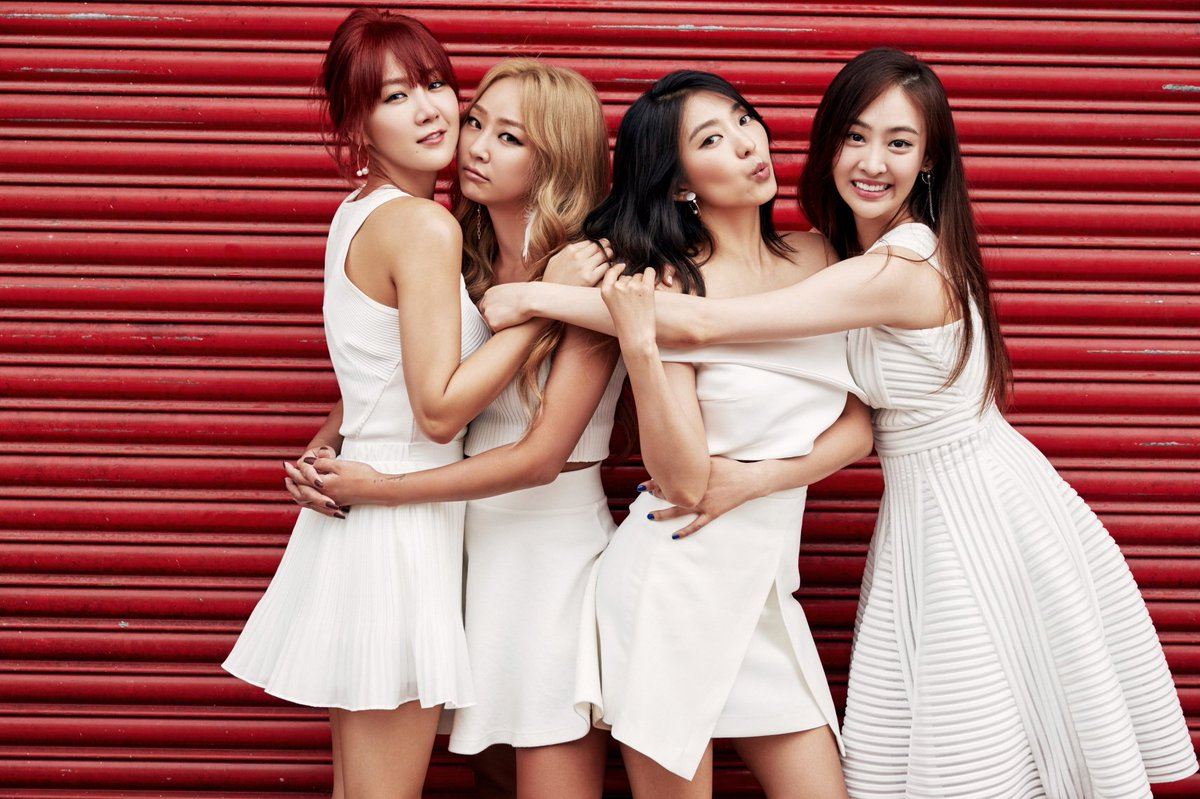 SISTAR To Perform One Last Time On Show Champion