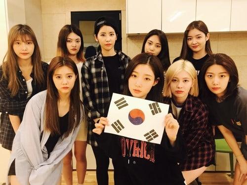Korean Stars Commemorate Memorial Day