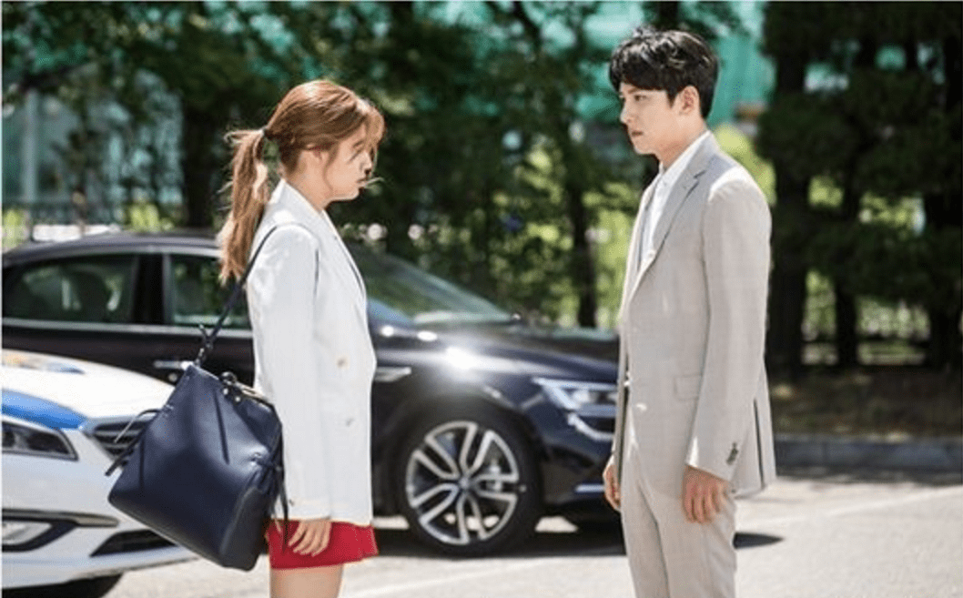 "Tension Rises Between Nam Ji Hyun And Ji Chang Wook In ""Suspicious Partner"" Stills"