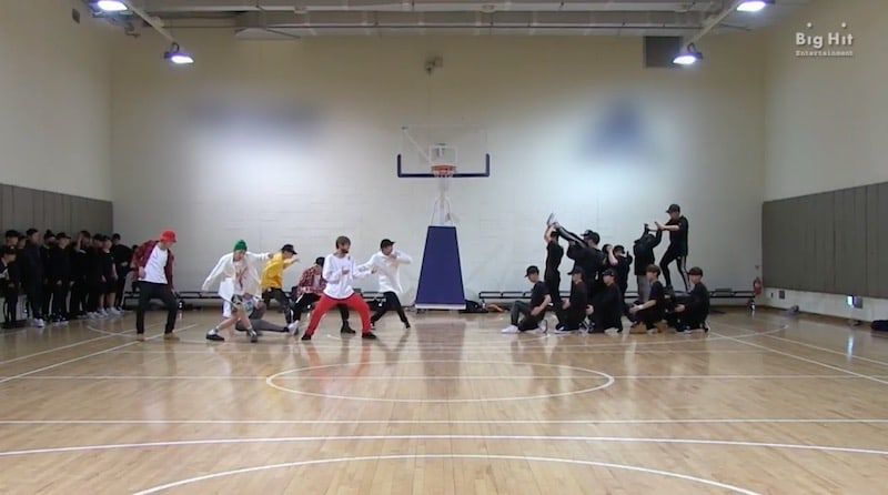 Watch: BTS Drops Long-Awaited Not Today Dance Practice Video For 2017 BTS Festa