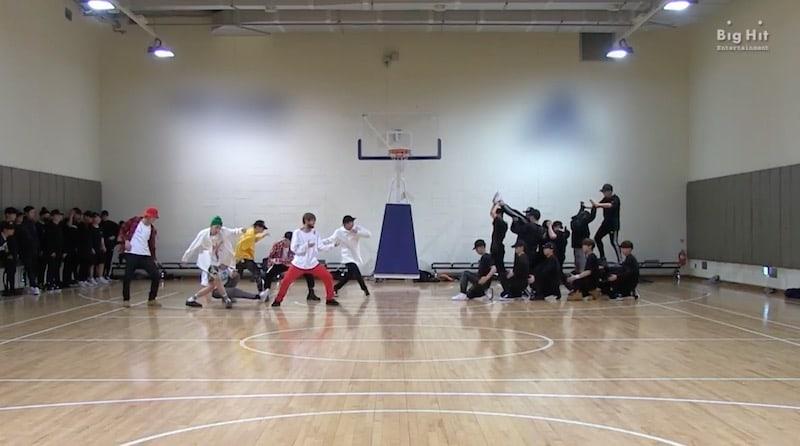 Watch: BTS Drops Long-Awaited Not Today Dance Practice Video For 2017 BTS Festa