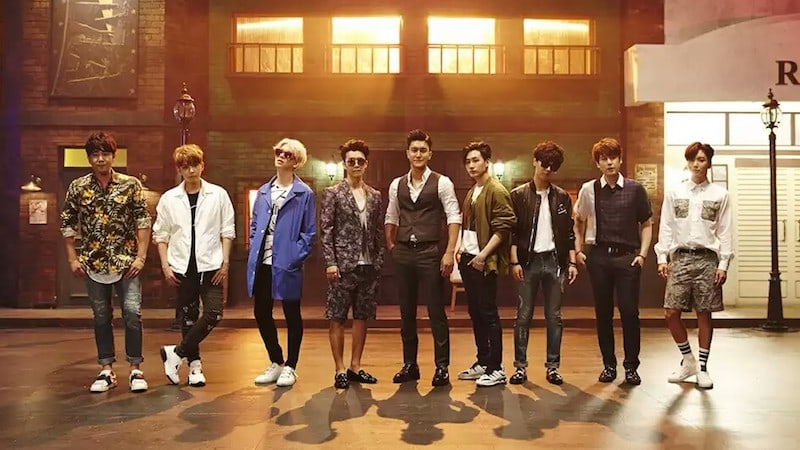 Super Junior's Agency Responds To Reports Of Fall Comeback