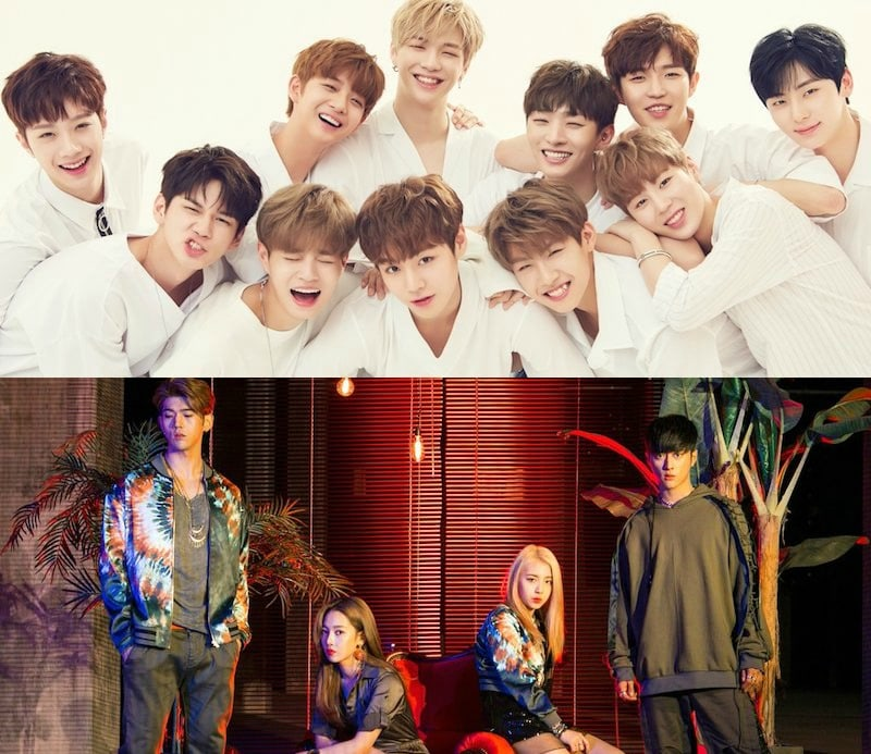 Update: K.A.R.D and Wanna One Join Concert Lineup for KCON 2017 LA