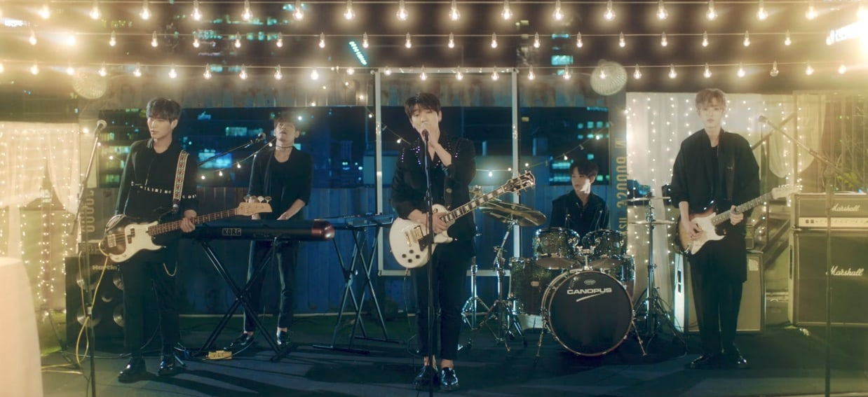 "Watch: DAY6 Recovers From Heartbreak In ""I Smile"" MV"