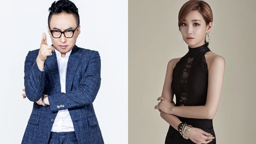 Park Myung Soo And Lee Yoo Ri To Reportedly MC New Variety Show Featuring Celebrity Wives