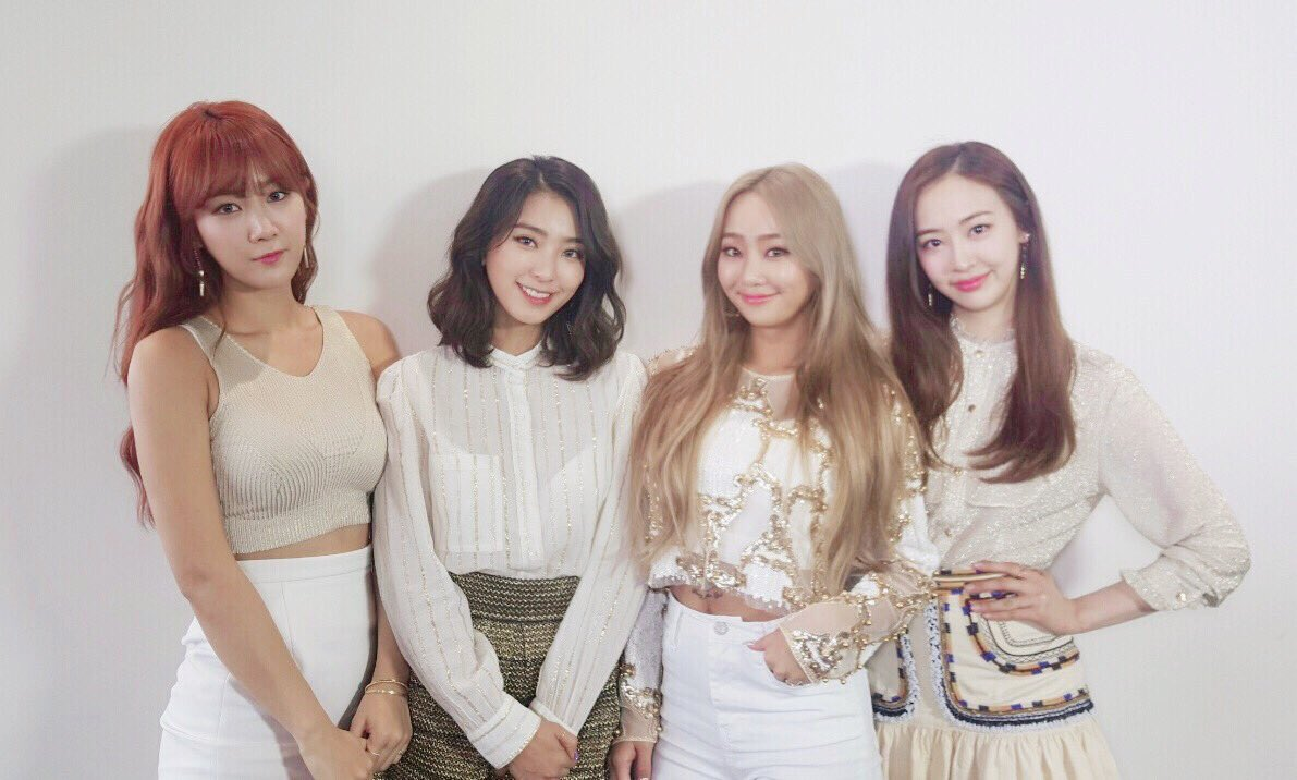 SISTAR Thanks Fans In Video After Broadcast Of Last Performance