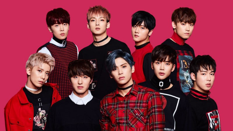 SF9 Makes Debut In Japan With Single Album