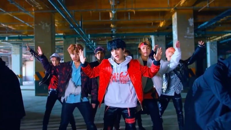 "BTS's ""Not Today"" Becomes Their 5th Music Video To Hit 200 Million Views"