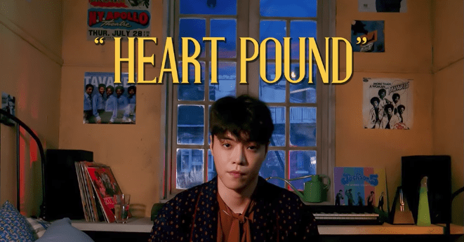 "Watch: Eddy Kim Channels Old-School Vibes In Teaser For Upcoming Comeback With ""Heart Pound"""