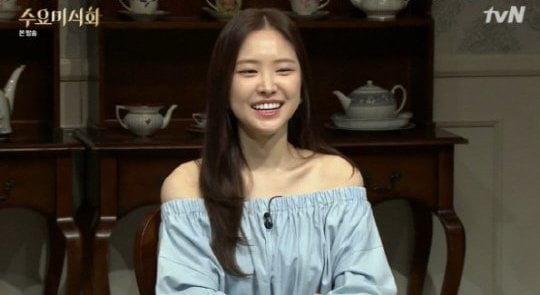 Son Naeun Talks About Apink's Never-Ending Love For Food And Their Drinking Style