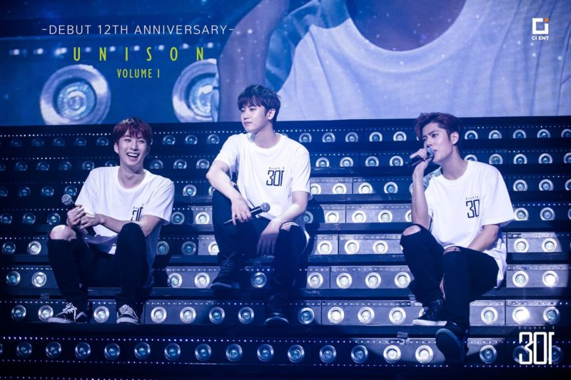 "SS301 Celebrates Their 12th Anniversary With Special Album ""Unison Volume 1"""