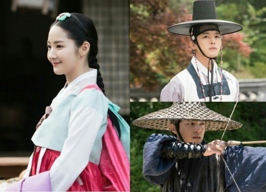 """Park Min Young And Yeon Woo Jin To Finally Take Over Their Characters In Upcoming """"Queen For 7 Days"""" Episode"""