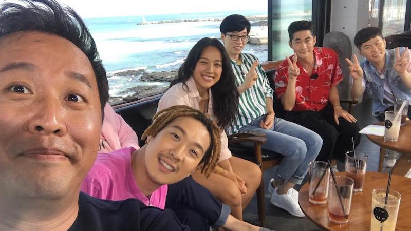 """Lee Hyori Revealed To Have Recently Begun Recording For """"Infinite Challenge"""""""