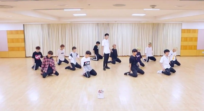 """Watch: SEVENTEEN Celebrates 10 Million Views On """"Don't Wanna Cry"""" With Choreography Videos"""