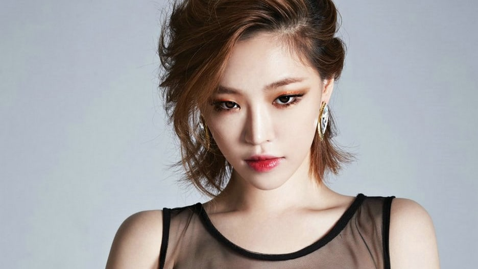 Brown Eyed Girls Ga In Deletes All Of Her Instagram Posts And Uploads Single Post Following Controversy