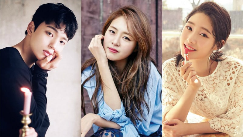 Yeo Jin Goo, Lee Yeon Hee, And DIAs Jung Chaeyeon Confirmed For New Drama