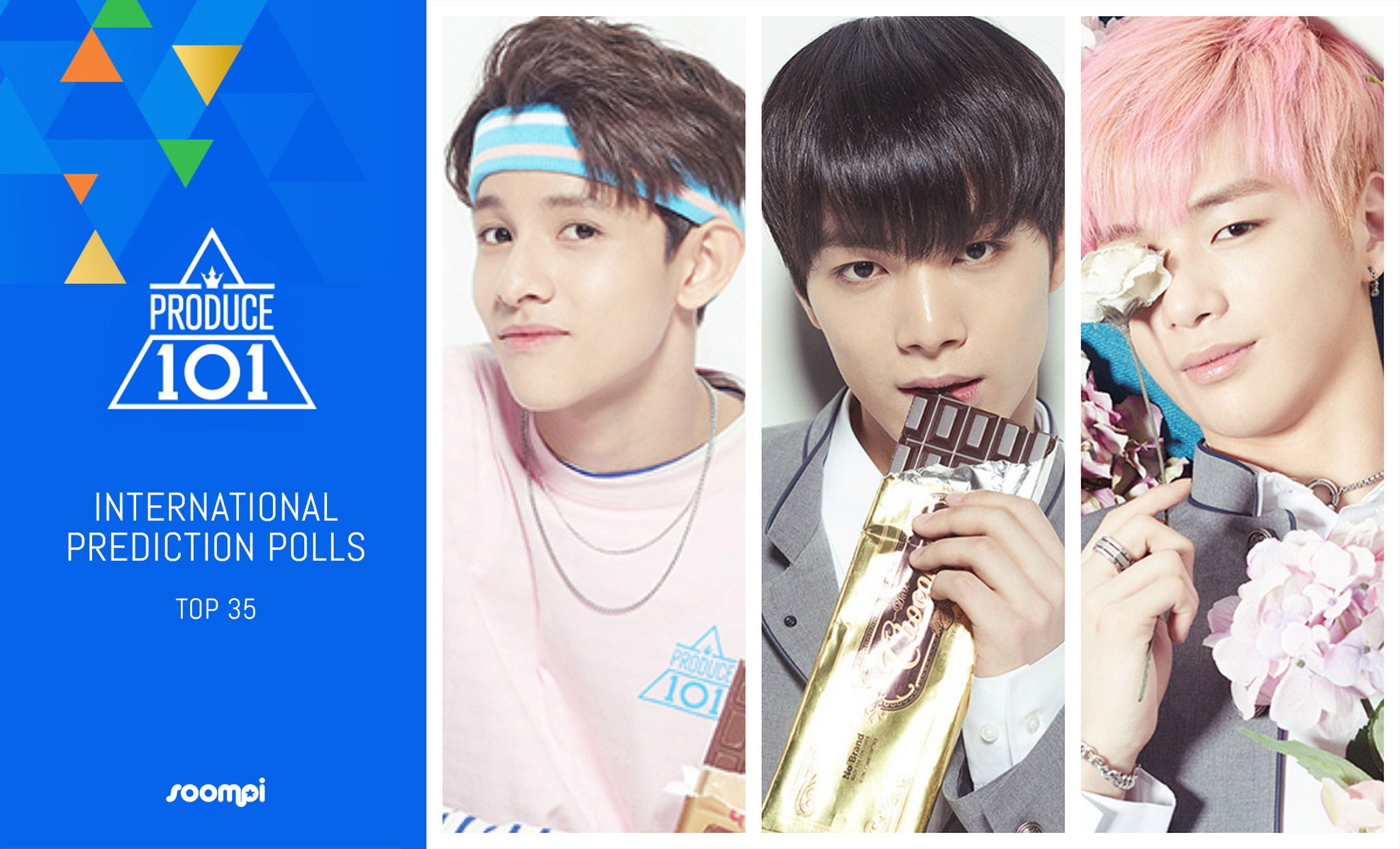Exclusive: These Are The Produce 101 Trainees International Fans Are Rooting For