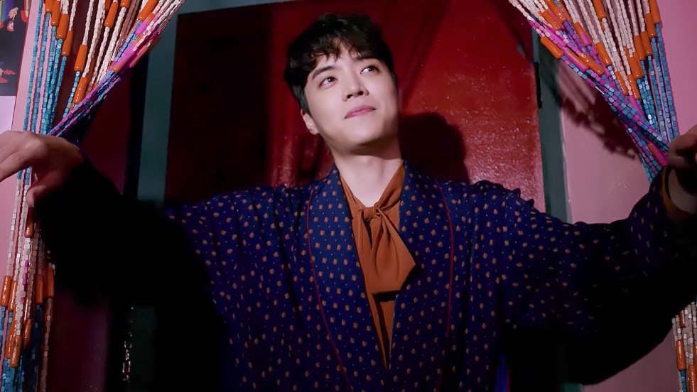 Watch: Eddy Kim Makes Funky Comeback With MV For Heart Pound