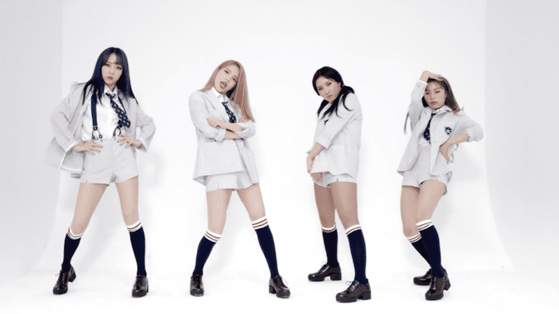 Watch: MAMAMOO Is Adorably Comedic In Short Dance Preview Of New Track From Album Purple