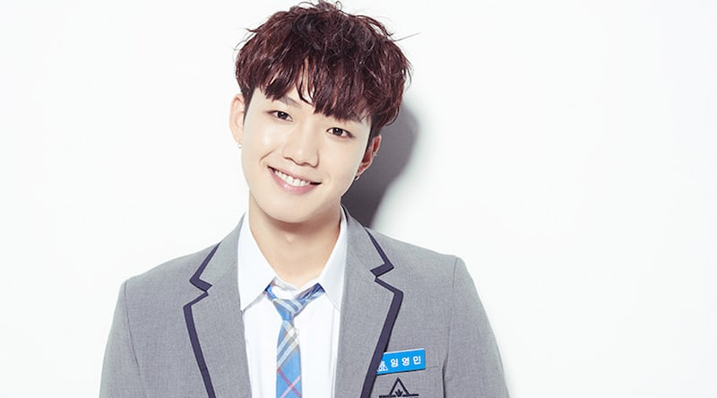 Im Young Min Apologizes On Produce 101 Season 2 Following Controversies
