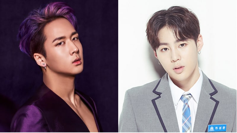 """VIXX's Ravi Cheers On Friend Ha Sung Woon And Adorably Asks Fans To Explain How """"Produce 101 Season 2"""" Works"""
