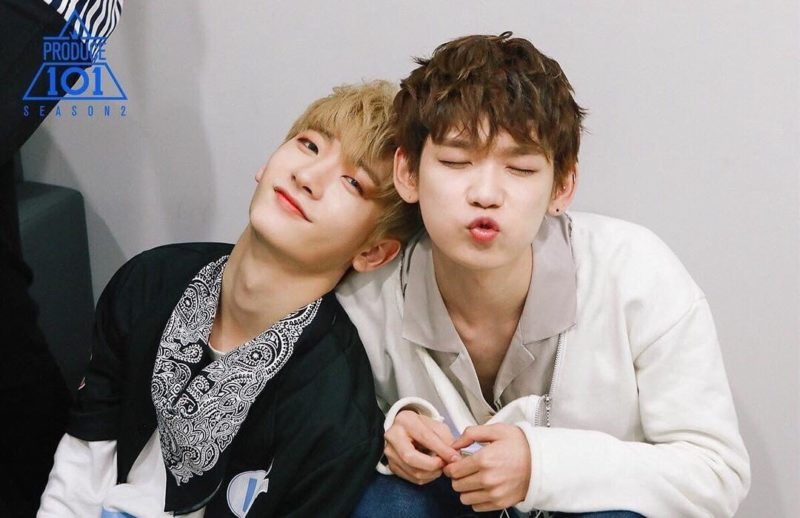 """7 Friendships From """"Produce 101 Season 2"""" That Will Melt Your Heart"""