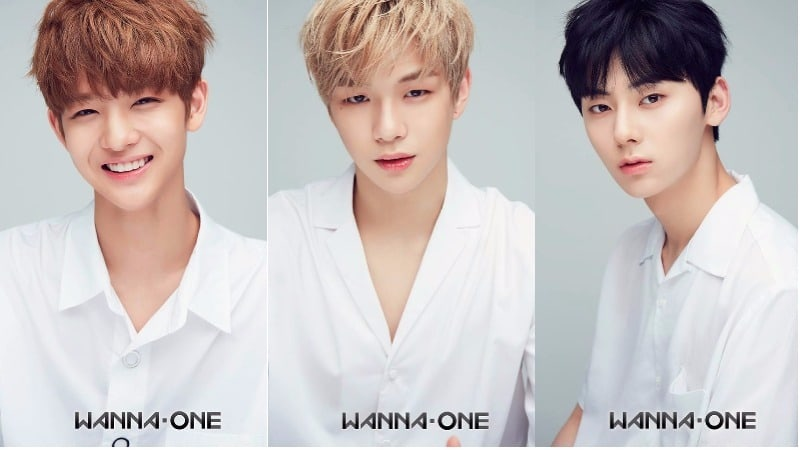 Update: Wanna One Releases Stunning Second Batch Of Individual Profile Photos