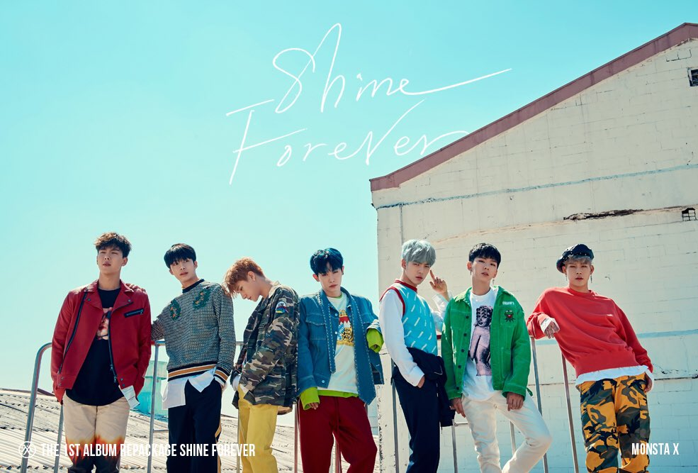 "MONSTA X Shares Their Insights On ""Shine Forever"" Music Video And Meaning Of Repackaged Album"