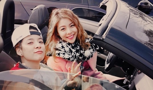 Watch: Ailee Drives Amber Crazy In Hilarious Instagram Live Video