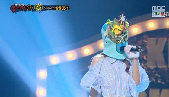 "Former Girl Group Member Who Is Known For Her Popular Blog Impresses On ""King of Masked Singer"""