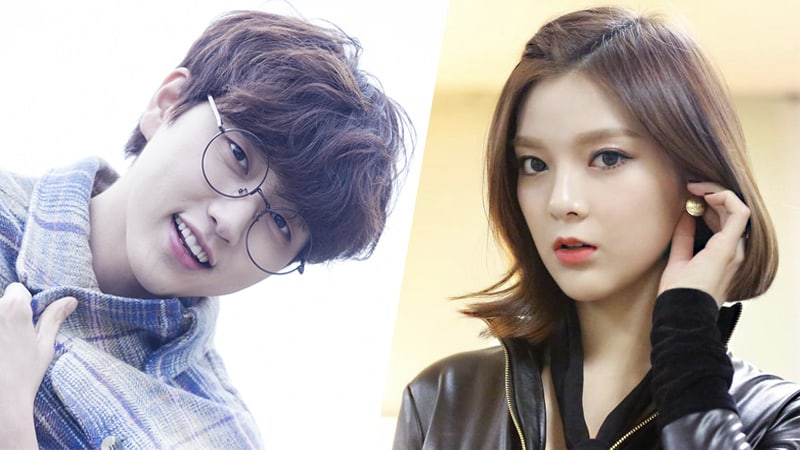 "B1A4's Sandeul Praises The Performance Of 9MUSES' Sojin On ""Immortal Songs"""