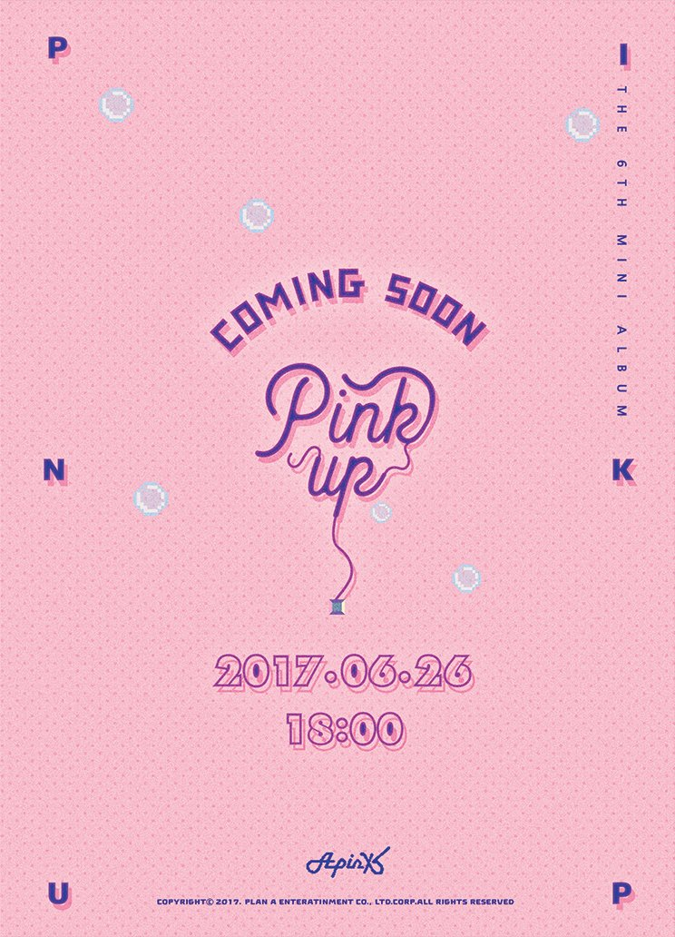 "A Pink / APink >> Mini Album ""One & Six"" - Página 2 Apink"
