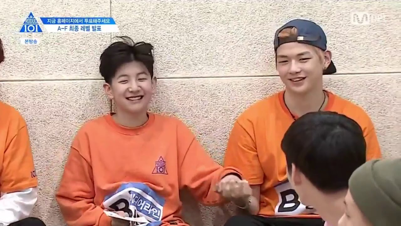 Lee Woo Jin Of Produce 101 Season 2 Talks About His Popular Friendship With Kang Daniel