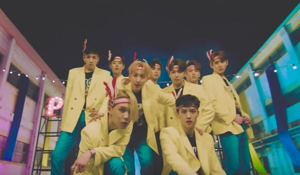 Watch: PENTAGON Says Youre A Critical Beauty In New MV