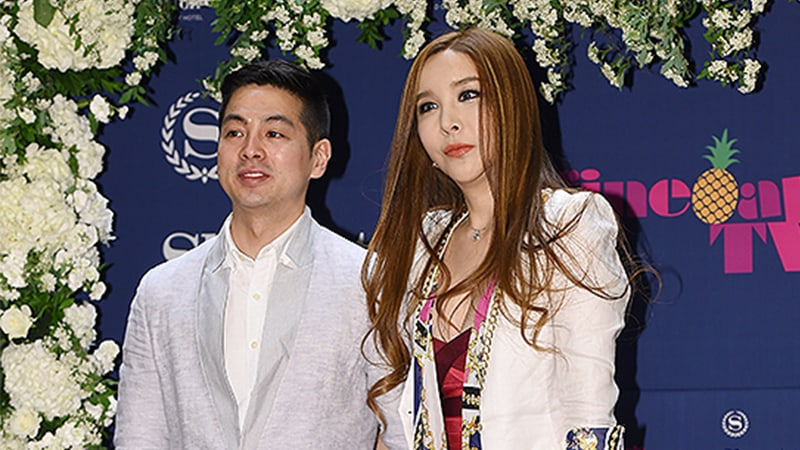 Micky Jung And Harisu Announce Divorce After 10 Years Of Marriage