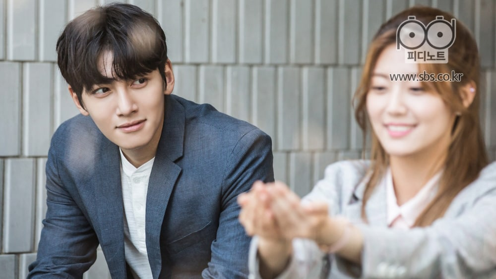 Suspicious Partner Stills Show Ji Chang Wook And Nam Ji Hyuns Undeniable Chemistry Even Off-Camera