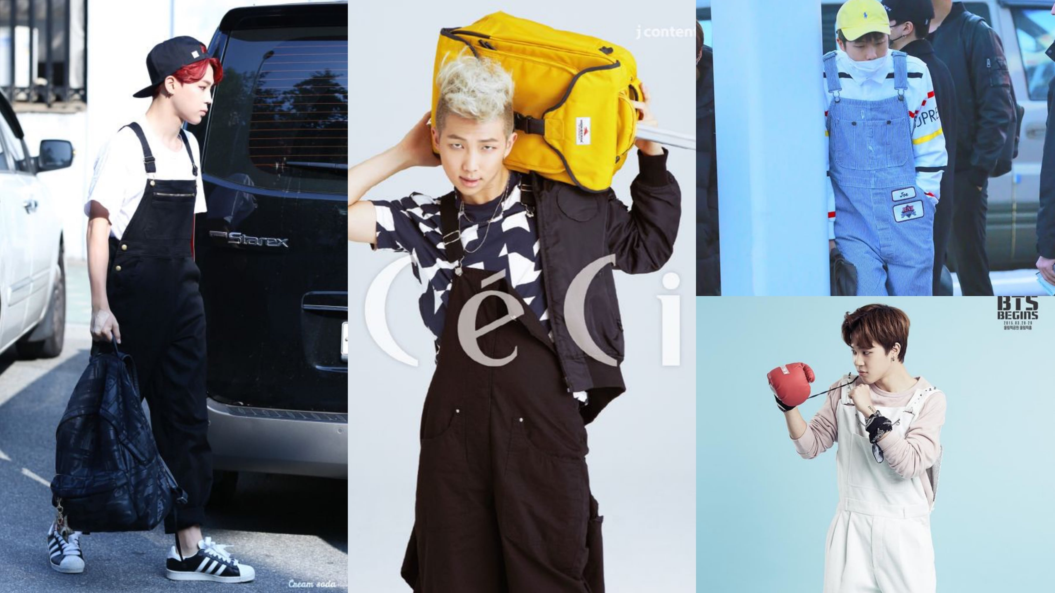 10 Unexpected Styles That Bts Flawlessly Pulls Off Soompi